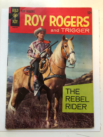 Roy Rogers and Trigger #1 rare comic book 1958