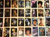 1979 Topps Star Trek movie cards rare uncut sheet
