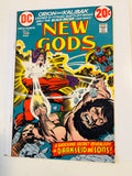 New Gods #11 high grade comic book 1972