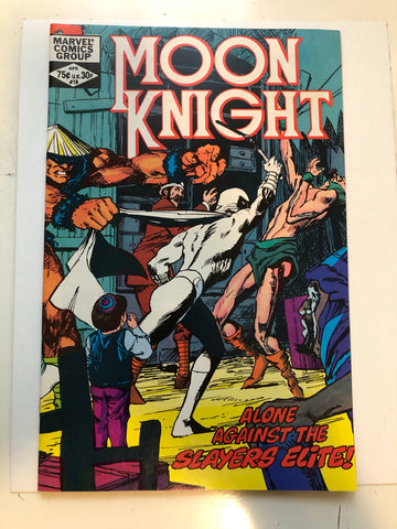 Moon Knight #18 comic book