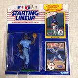 Bo Jackson rare Starting Lineup factory sealed figure 1990
