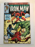 Iron Man #133 high grade comic book 1980