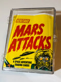 Mars Attacks Topps Heritage cards and deleted scenes set 2012
