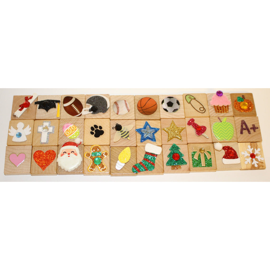 Magnet Add-Ons for MAGNET PHOTO HOLDER, Magnetic Embellishment