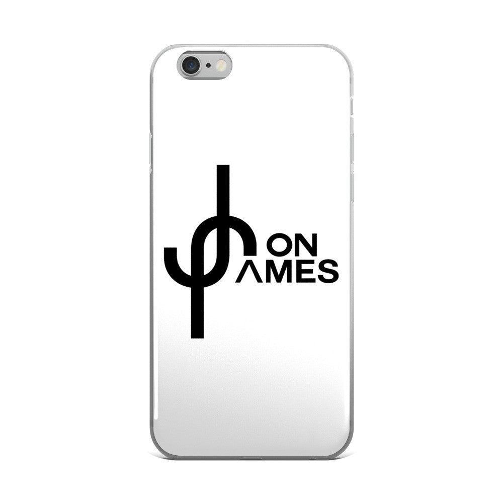 Jon James iPhone Case (6/6s, 6/6s Plus)