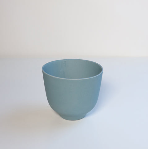 January Bowl - Teal Blue