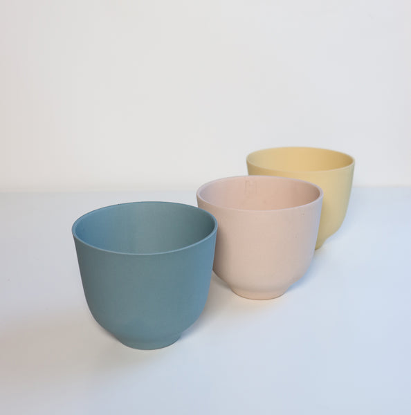 January Bowls - Set of Three