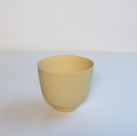 January Bowl - Dark Yellow