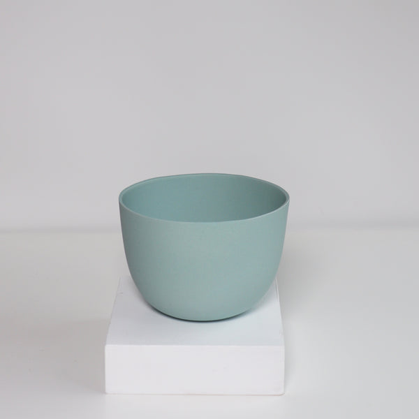 Medium Jupiter Pot/Planter - Deep Turquoise