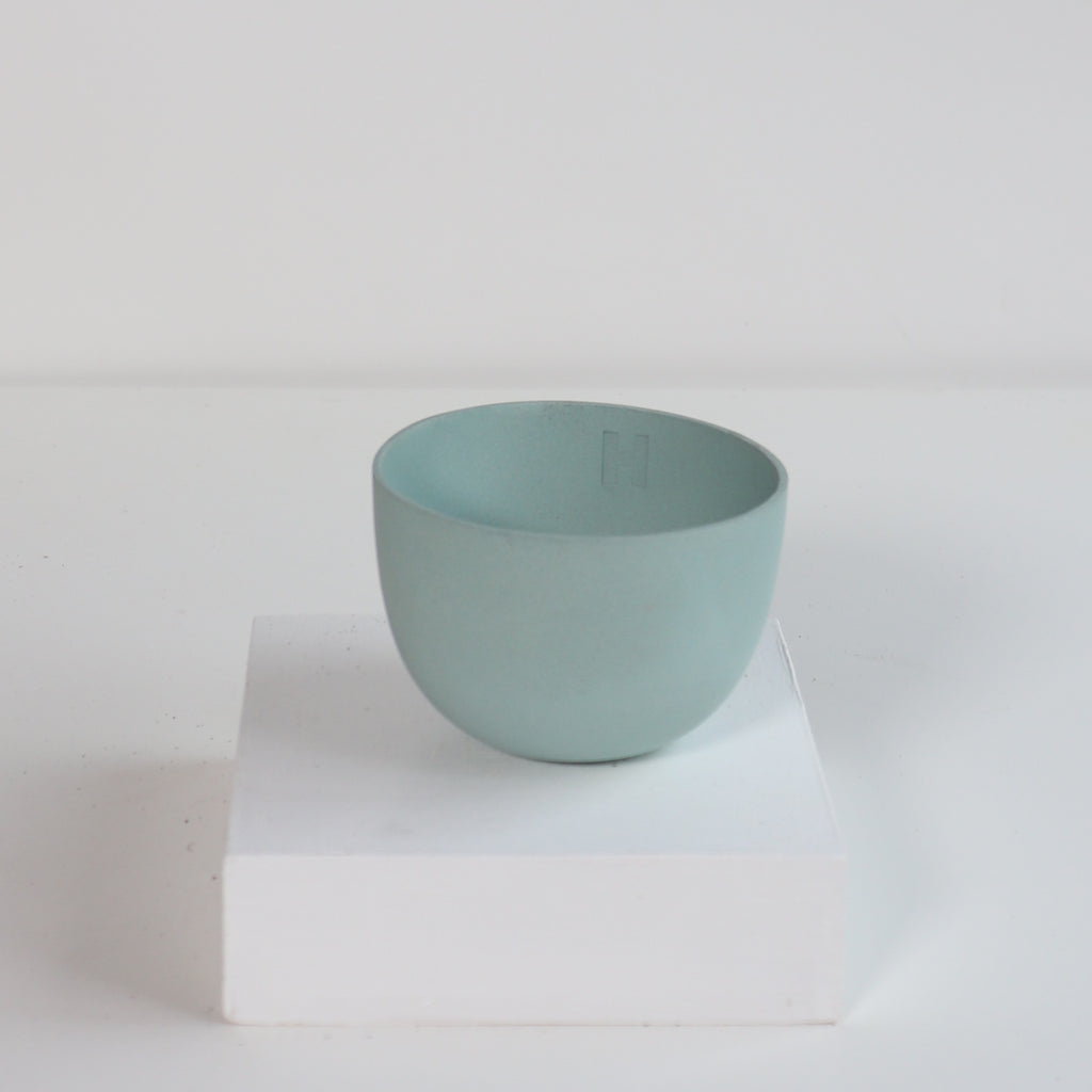 Small Jupiter Pots/Planters - Deep Turquoise