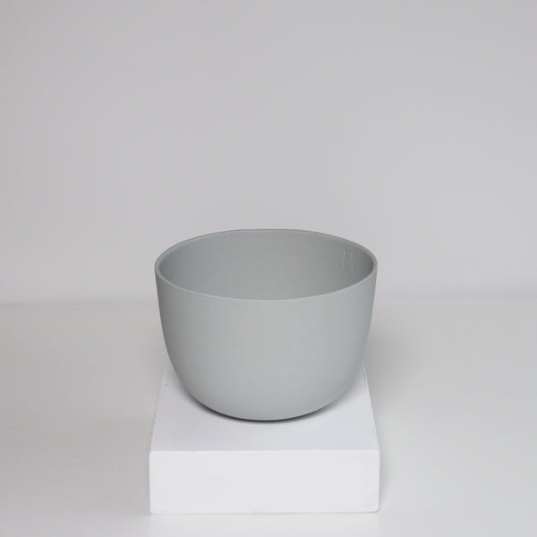Medium Jupiter Pot/Planter - Light Grey Blue