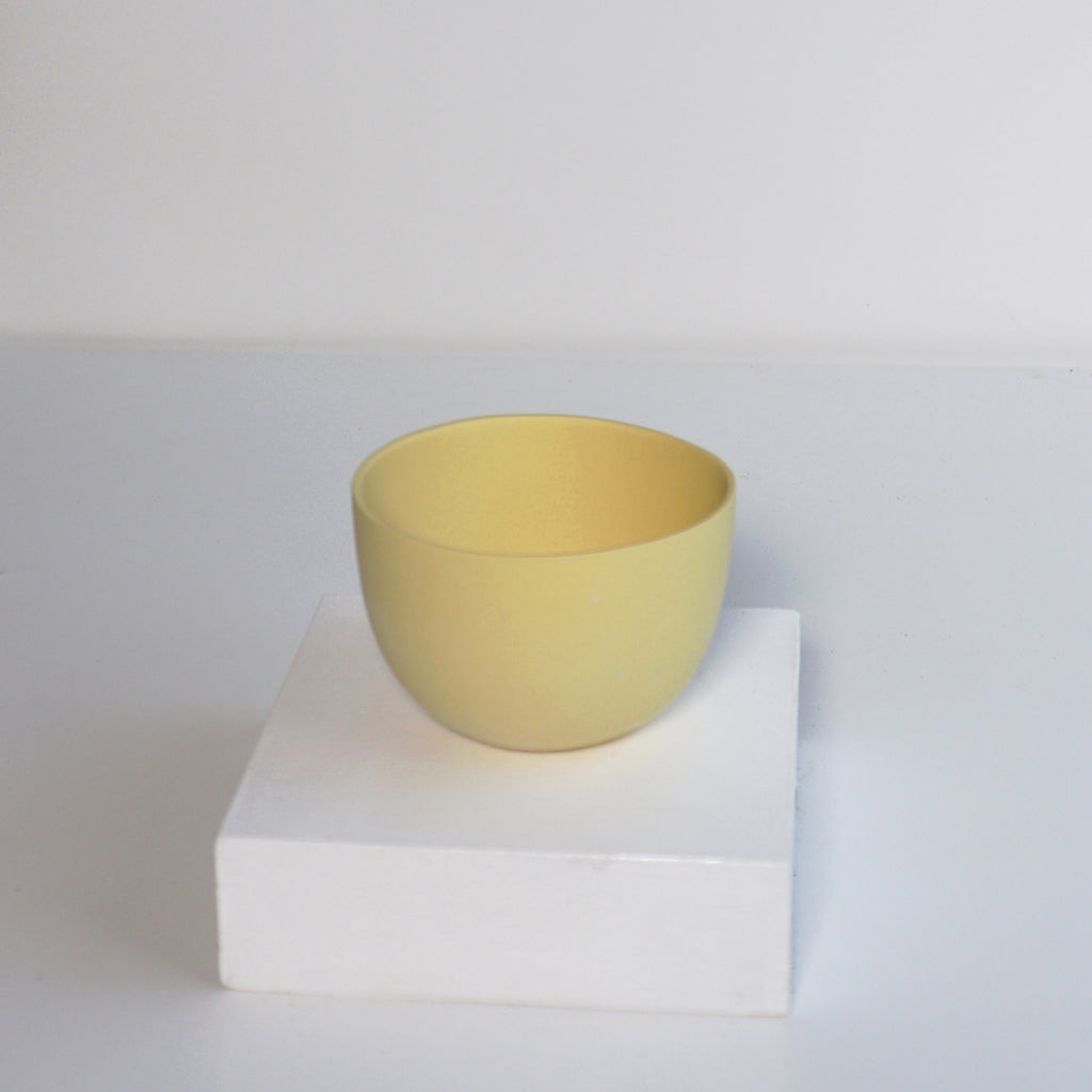 Small Jupiter Pots/Planters - Hannah Banana Yellow
