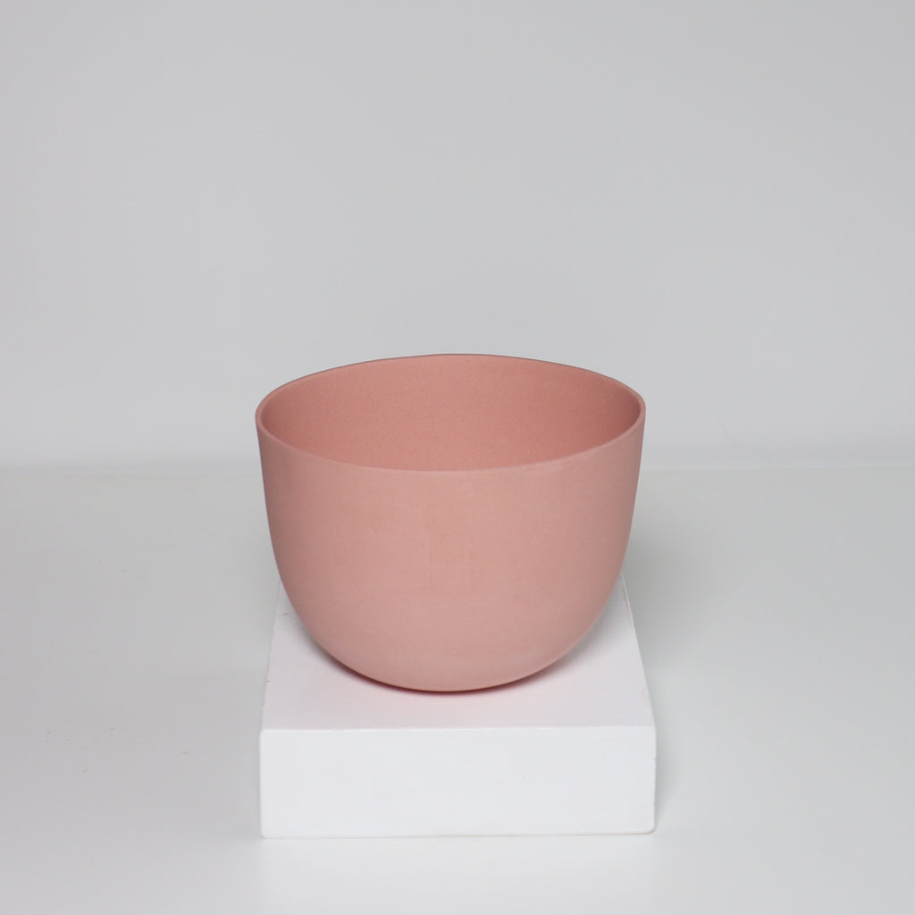 Medium Jupiter Pot/Planter - Isabella Pink