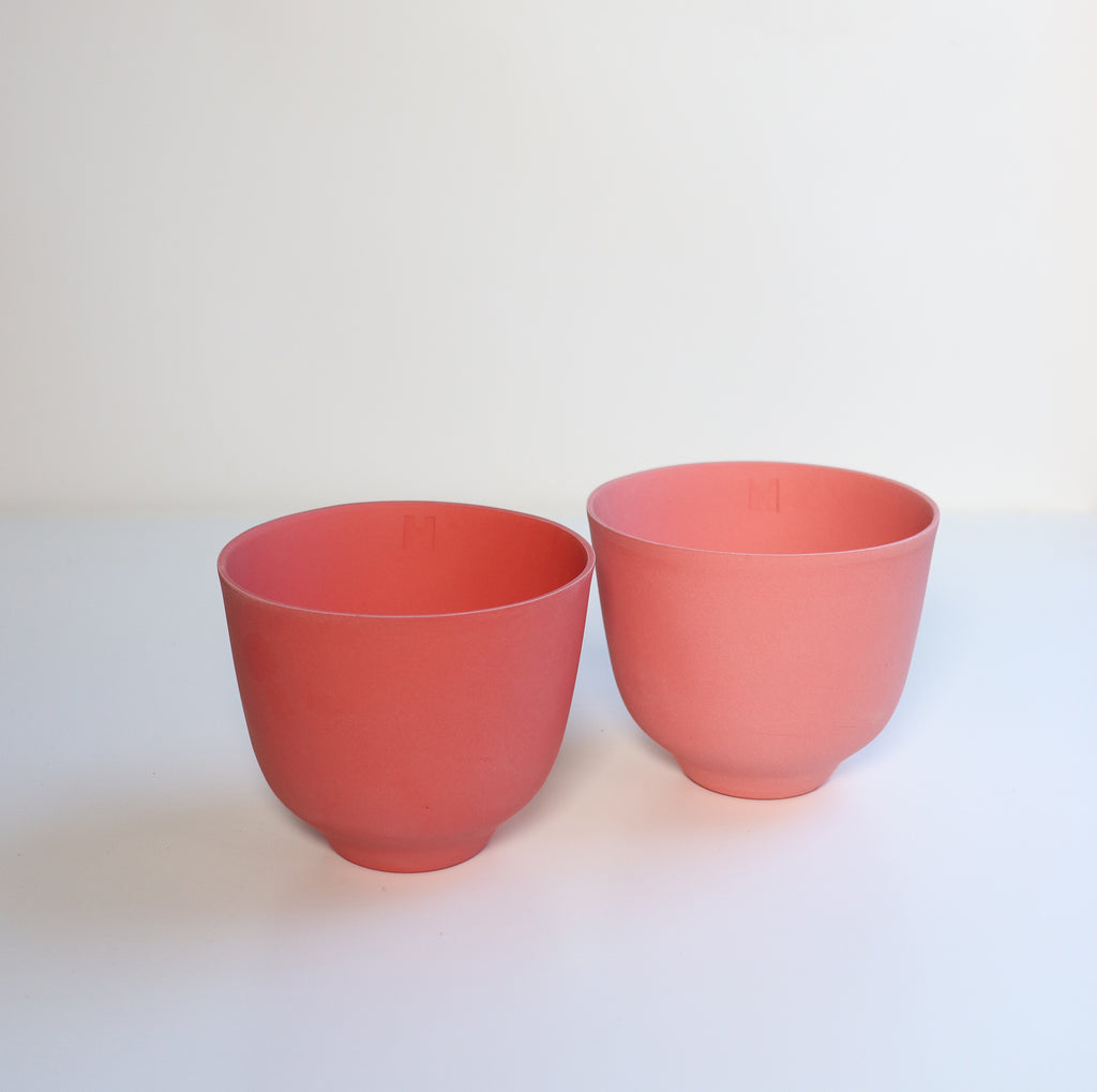 January Bowls - Two Reds