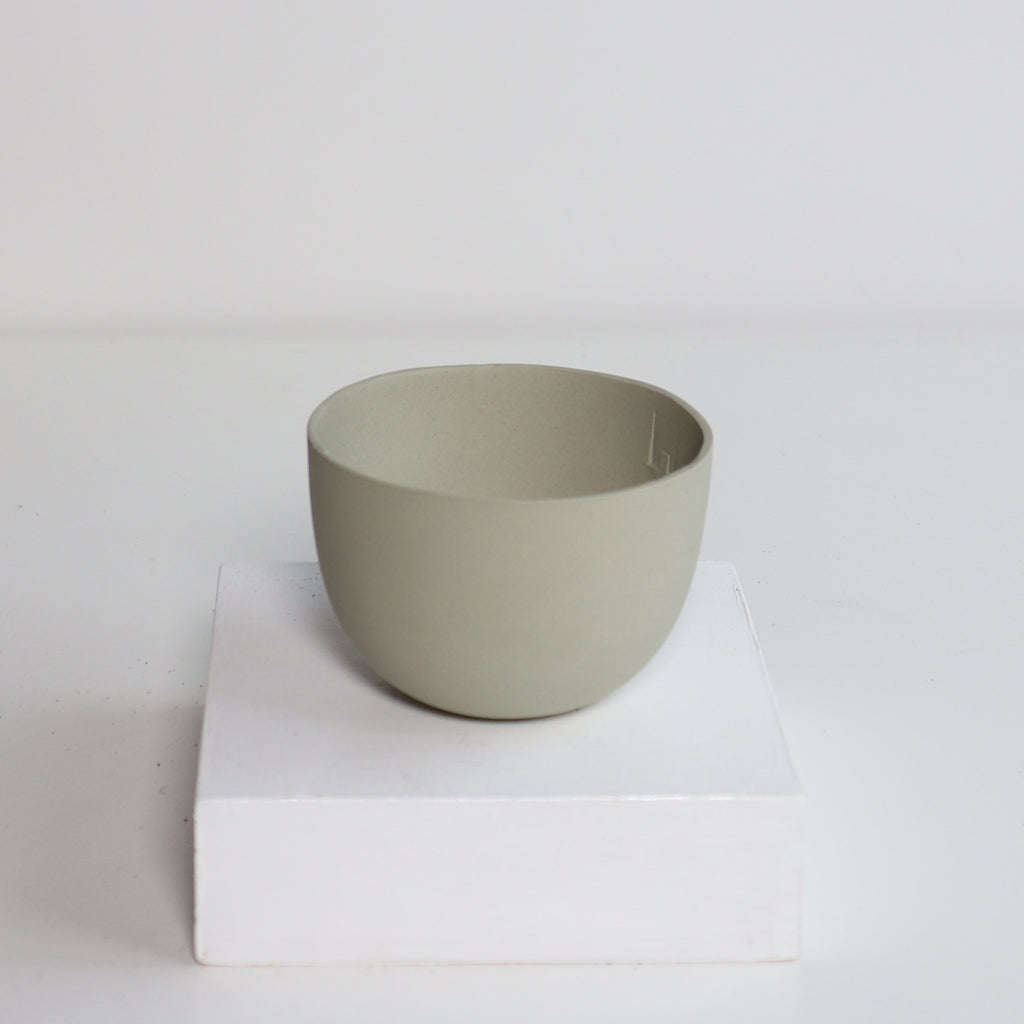 Small Jupiter Pots/Planters -Light Celadon