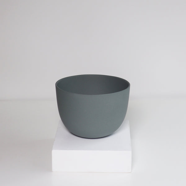 Medium Jupiter Pot/Planter -May Grey
