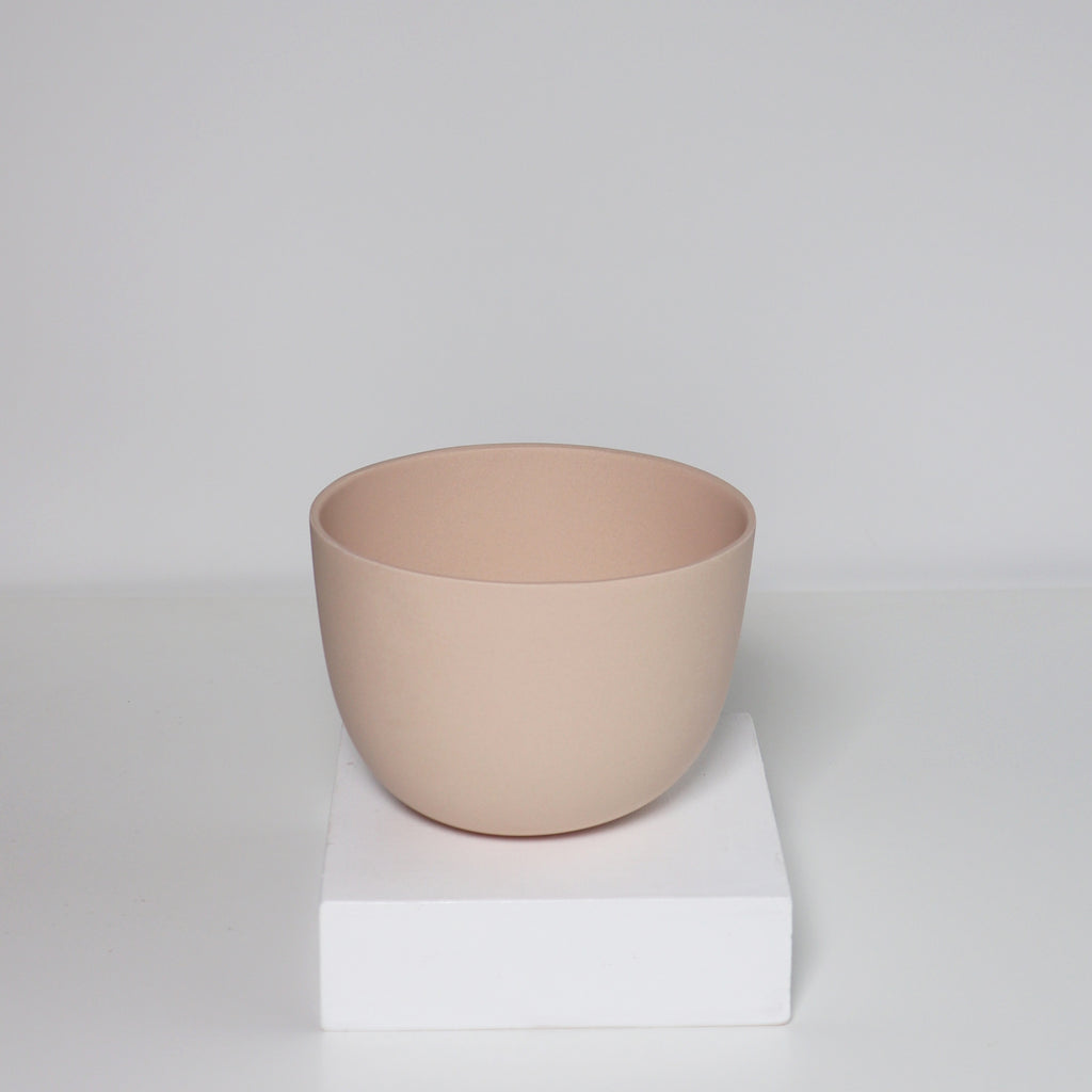 Medium Jupiter Pot/Planter - Pink Ground