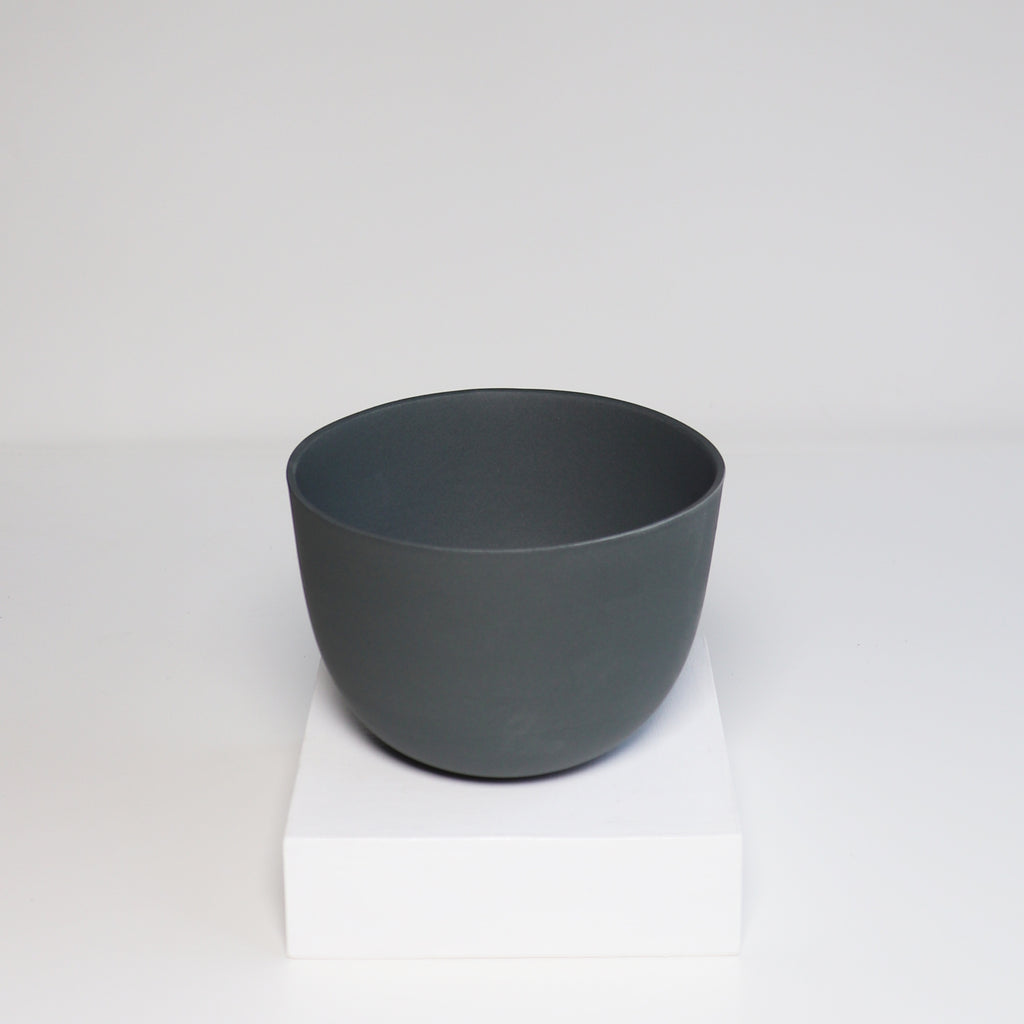 Medium Jupiter Pot/Planter -Slate Grey