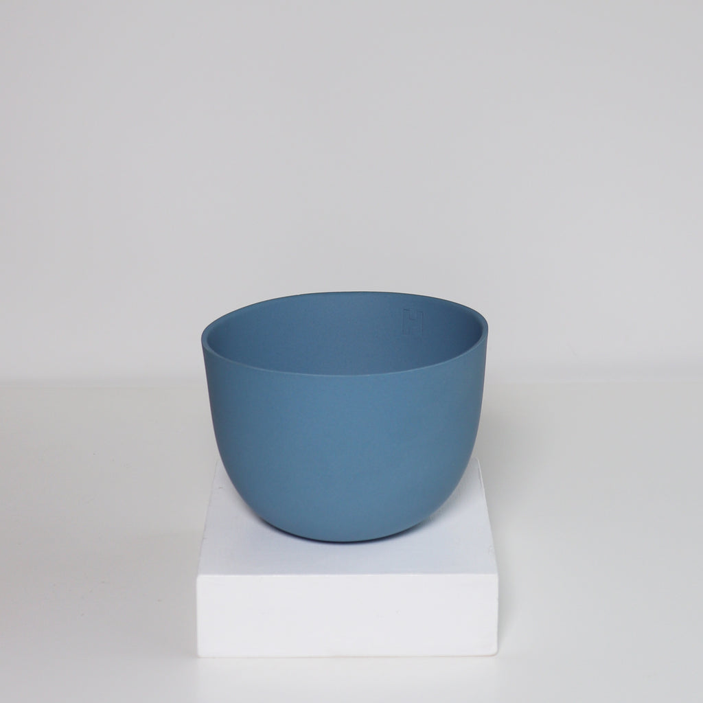 Medium Jupiter Pot/Planter - Tedesco Blue