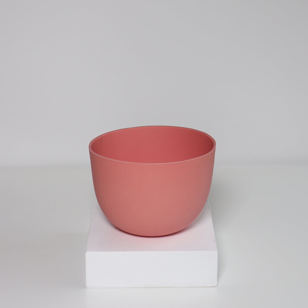 Medium Jupiter Pot/Planter - Wimbledon Red