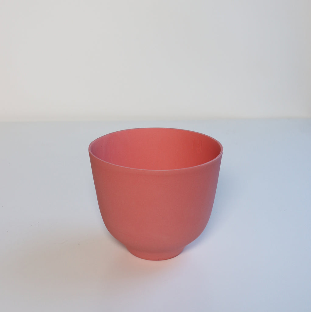 January Bowl - Strawberry Red