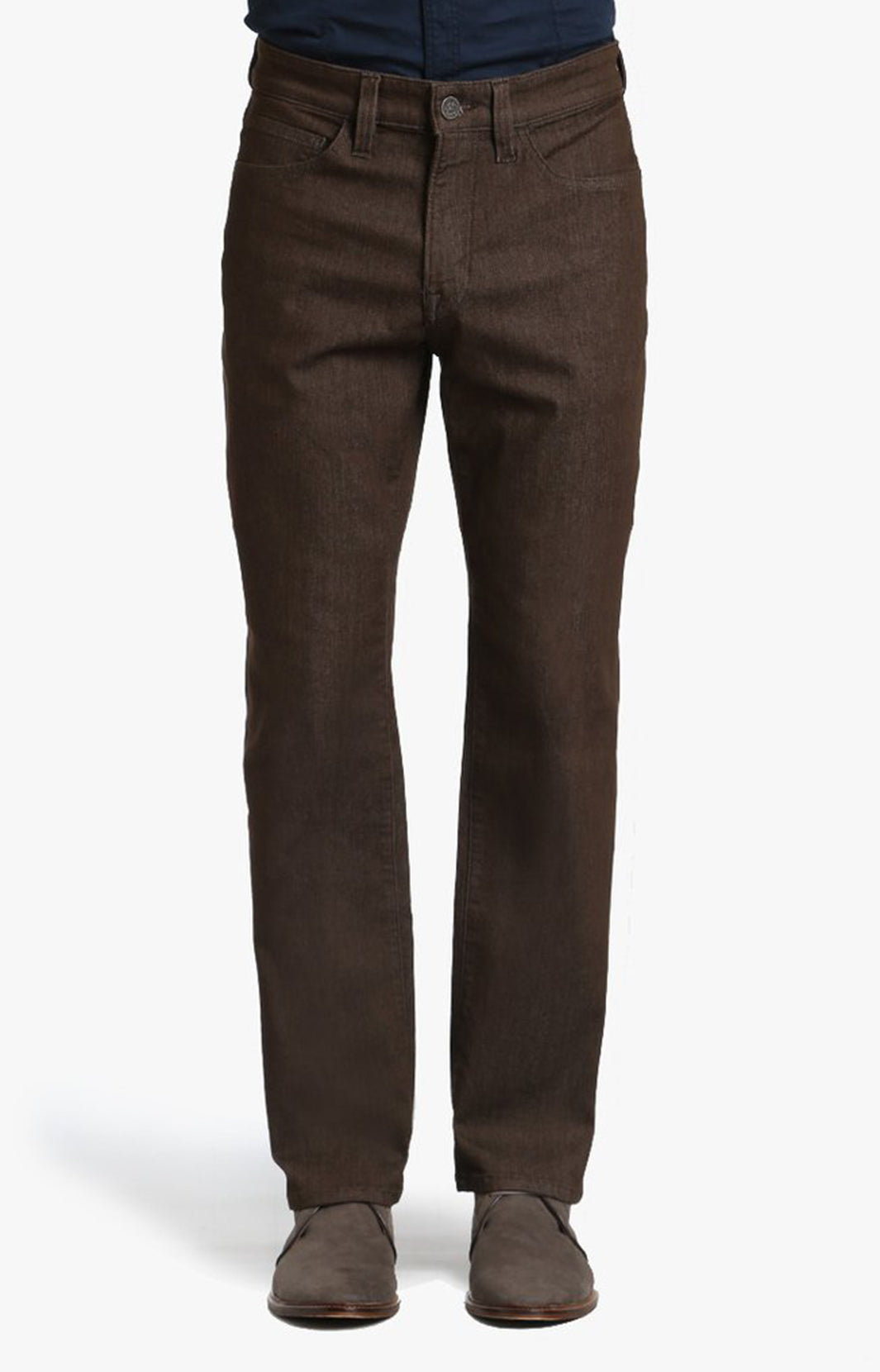 CHARISMA CLASSIC COMFORT JEANS - BROWN