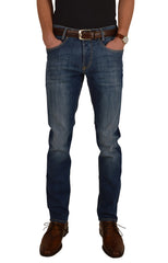 mens jeans, denim jeans, stone wash jeans, modern fit jeans, mac jeans for men, mac jeans, stretch jeans