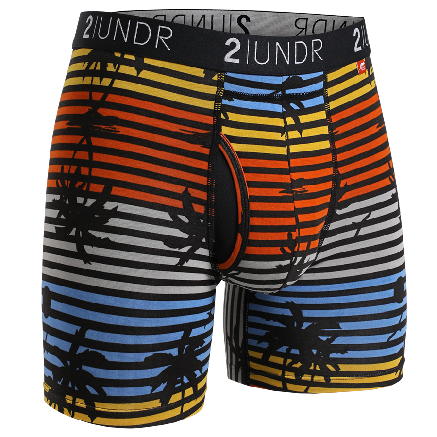 "SWING SHIFT 6"" BOXER BRIEF - ENDLESS"