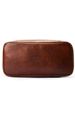 DOLCE SHAVE KIT - DARK BROWN