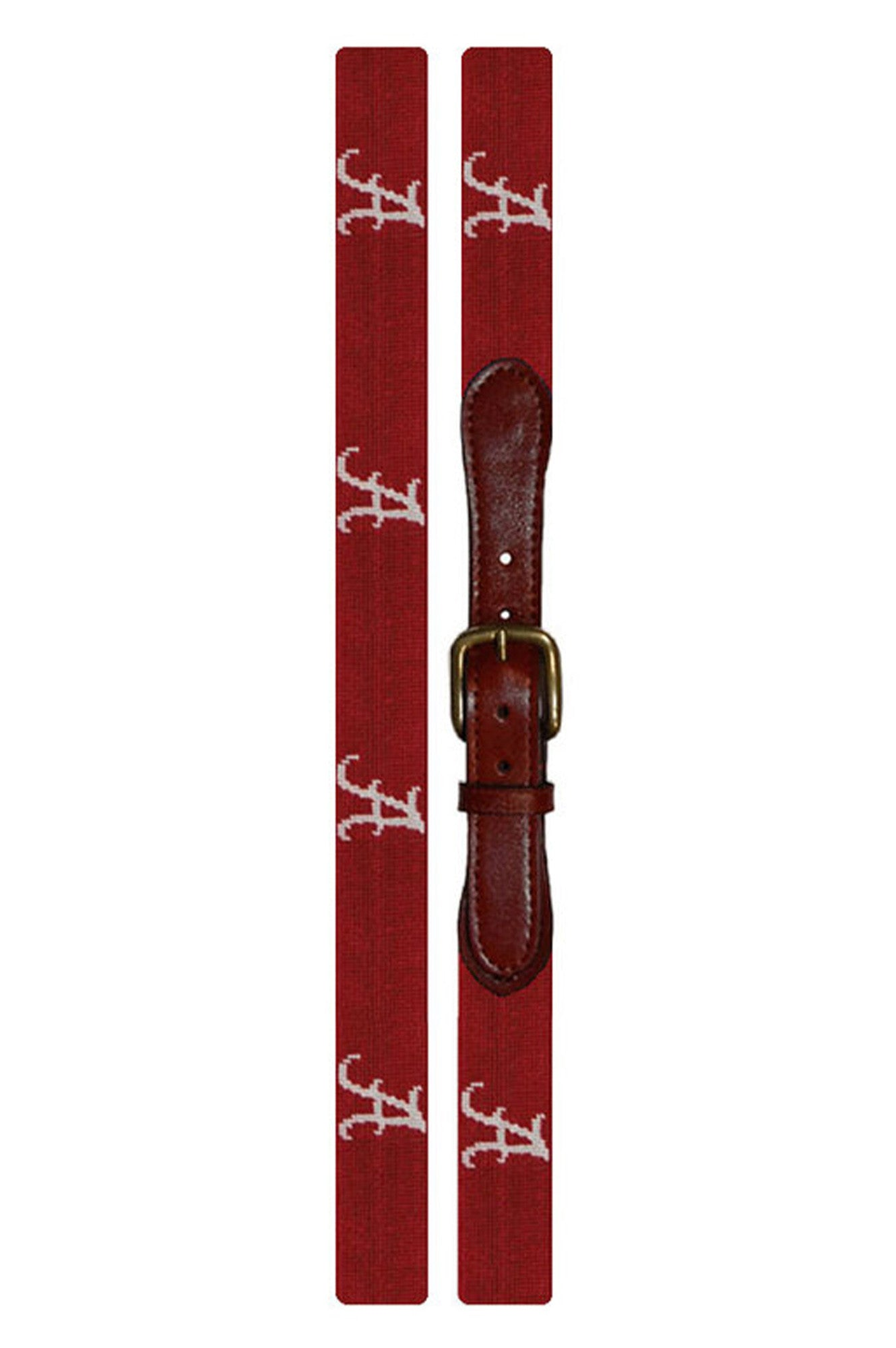 Alabama collegiate belt
