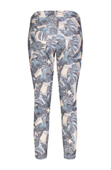 DREAM SKINNY JEANS - CHAMPAGNE PRINTED