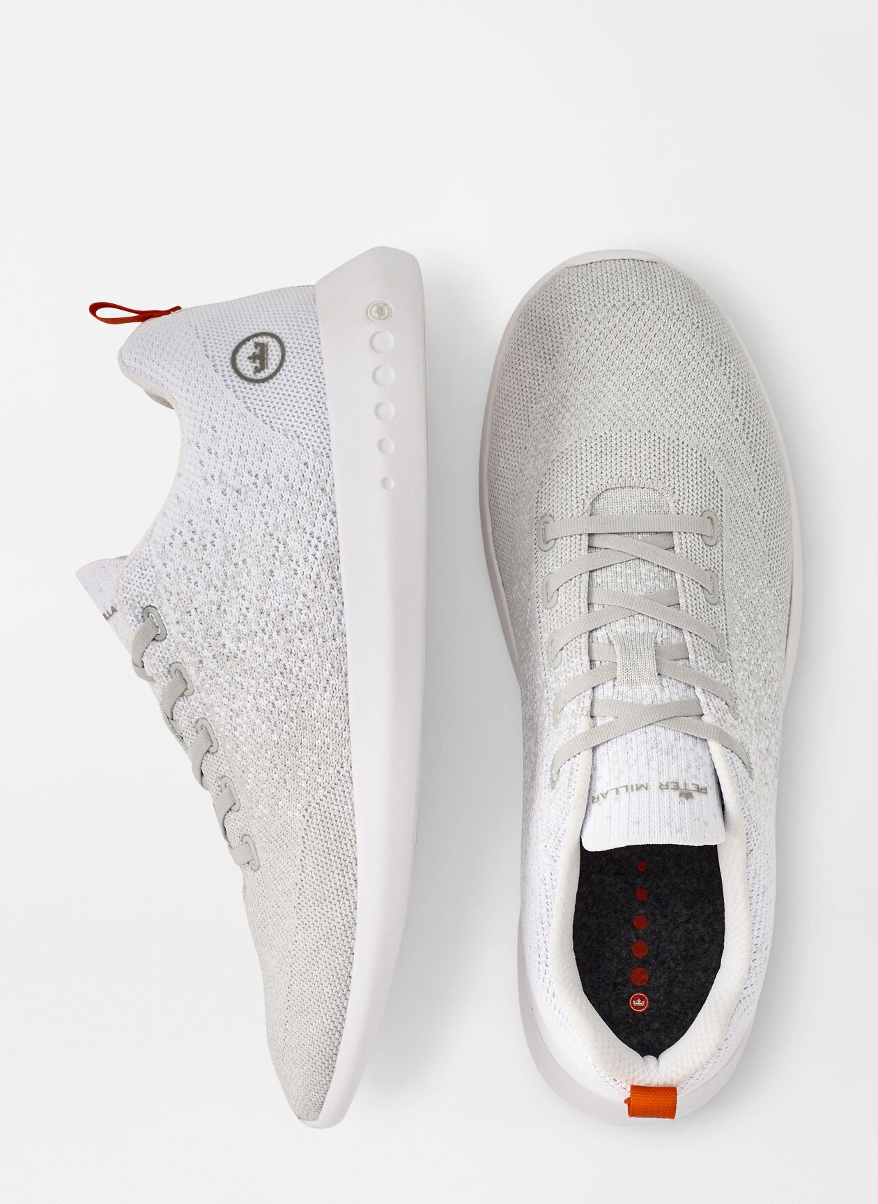 HYPERLIGHT GLIDE SNEAKER - BRITISH GREY
