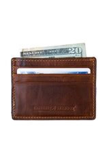 LSU NEEDLPNT CARD WALLET