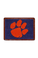 CLEMSON CREDIT CARD WALLET