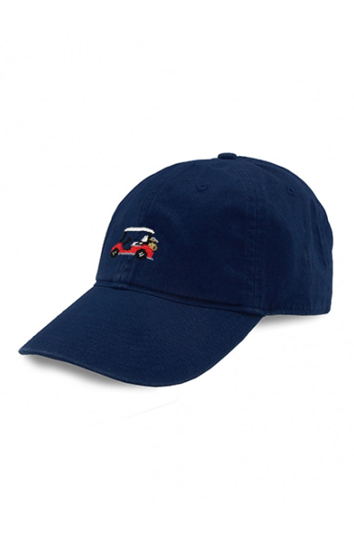 GOLF CART HAT - NAVY