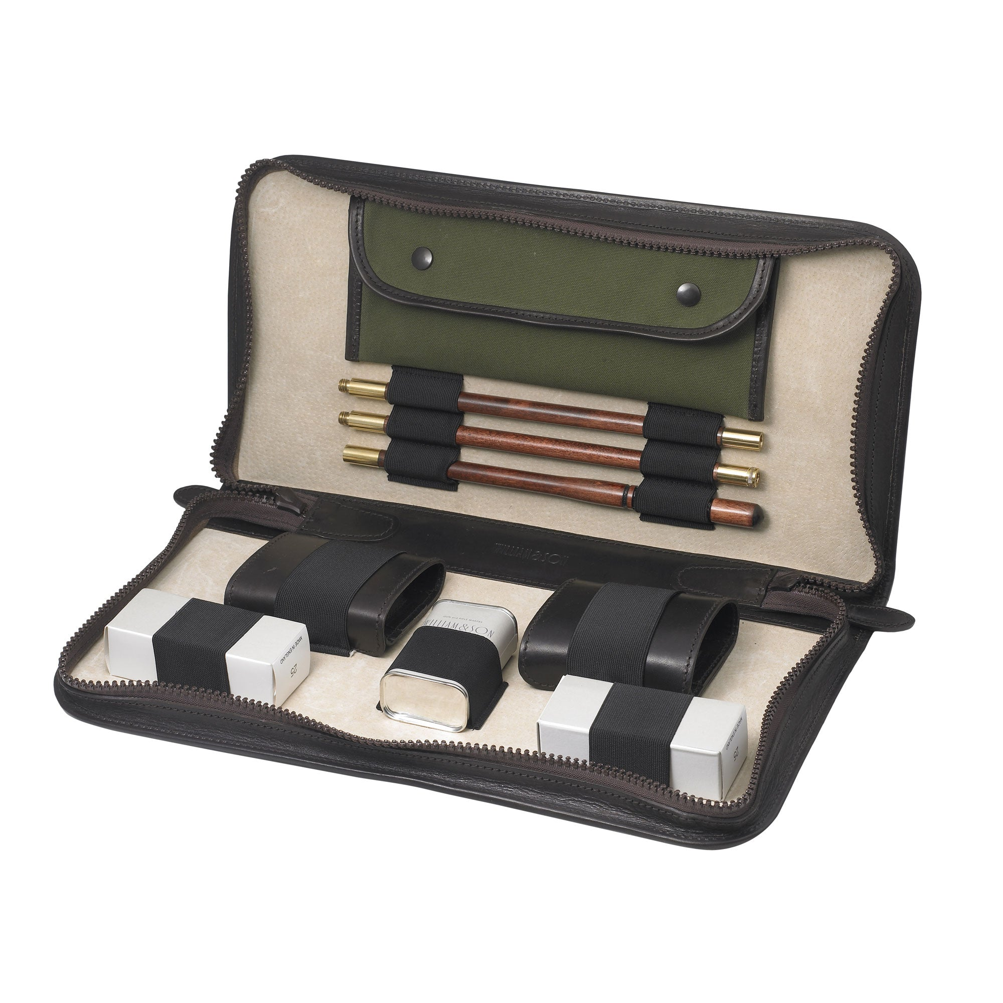 CANVAS AND LEATHER CLEANING KIT