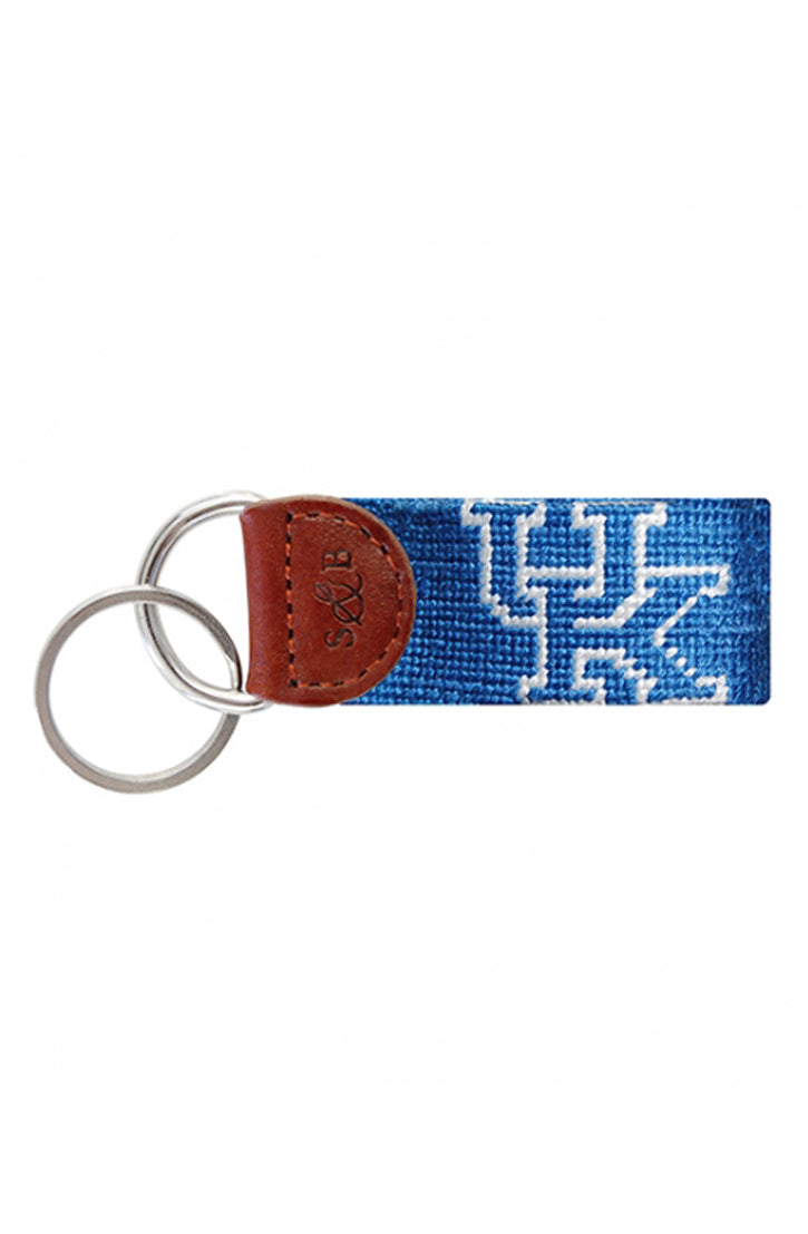 KENTUCKY KEY FOB - BLUE