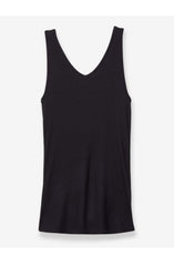 WOMEN'S LOUNGE TANK - BLACK