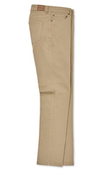ULTIMATE SATEEN FIVE POCKET PANT - KHAKI