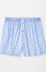 CANTINA MARGARITA BOXER - COTTAGE BLUE