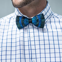 PATTERSON FEATHER BOW TIE