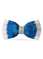 RUTLEDGE FEATHER BOW TIE