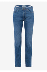 CADIZ ULTRALIGHT DENIM TROUSER - OCEAN WATER