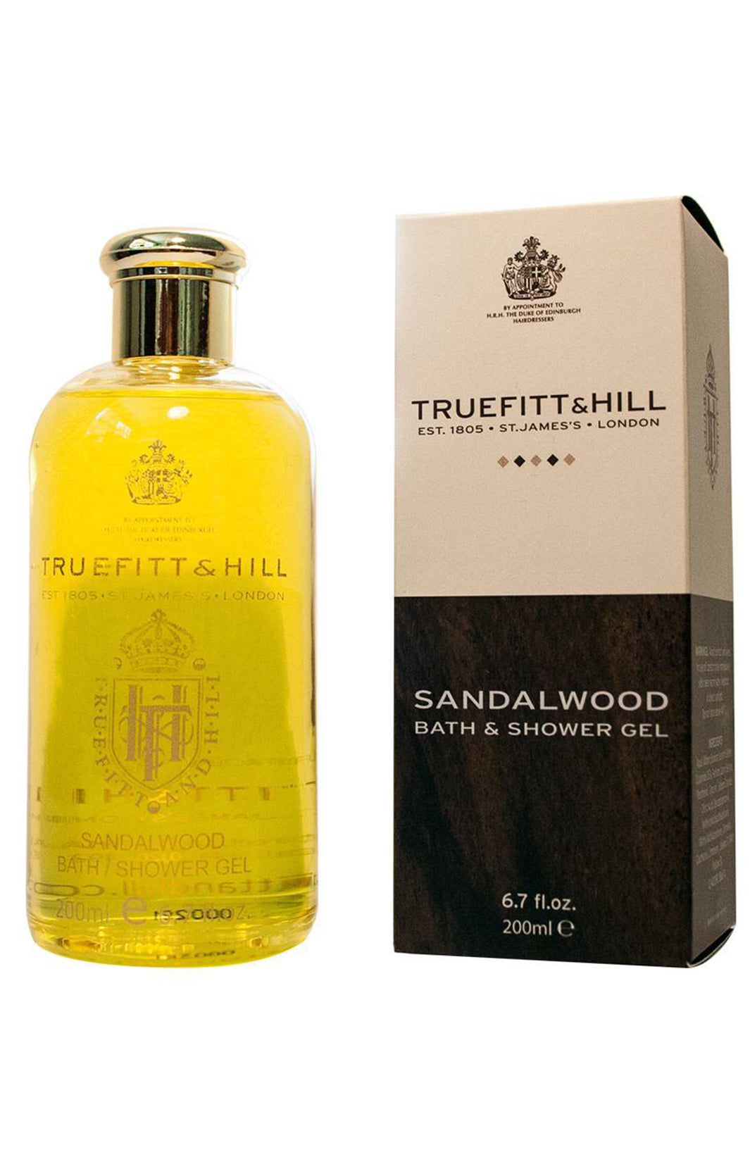 SANDALWOOD BATH & SHOWER GEL