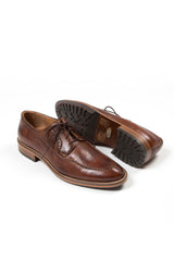 mens dress shoes in brown