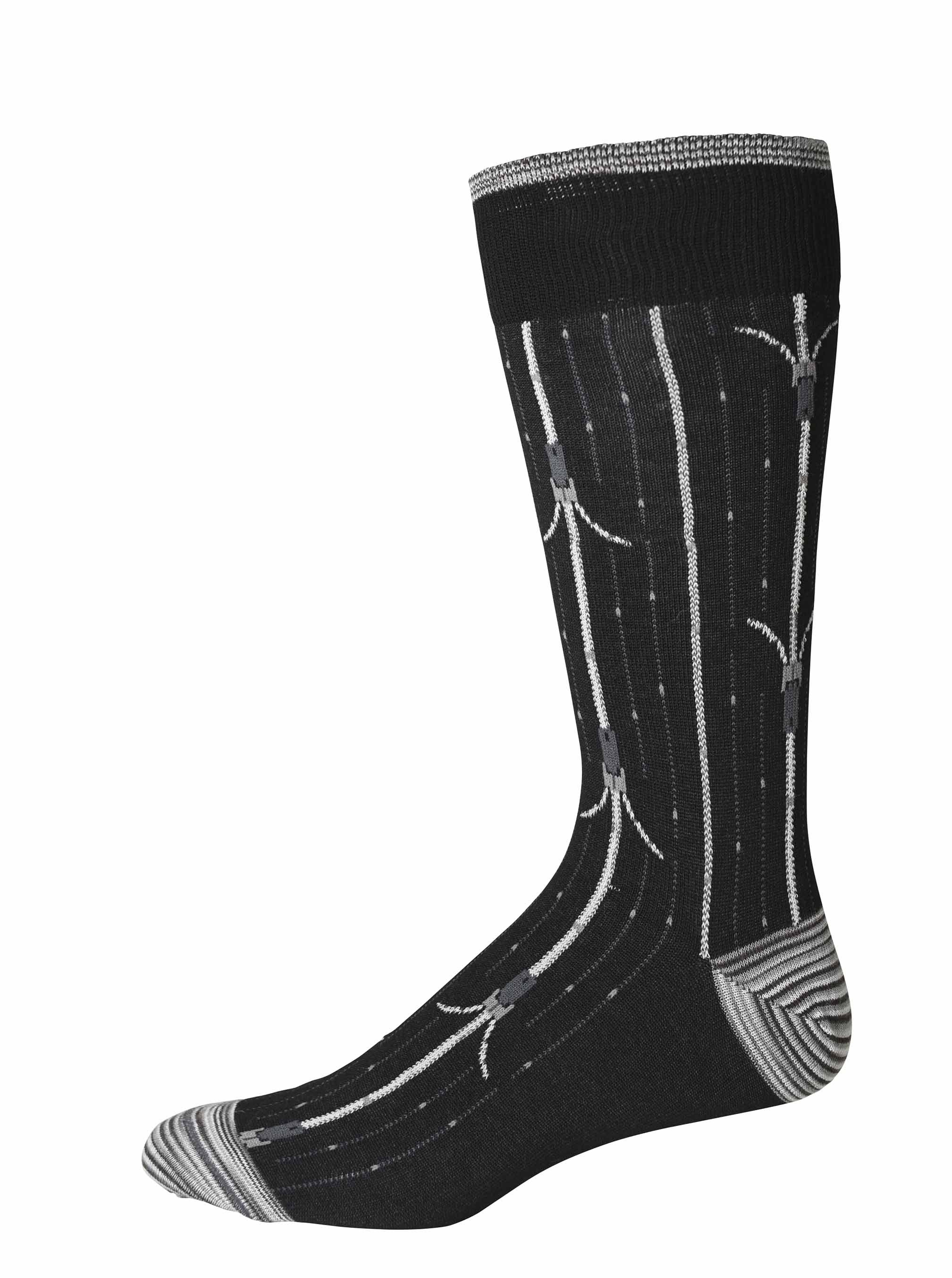 BERGMAN SOCKS - BLACK