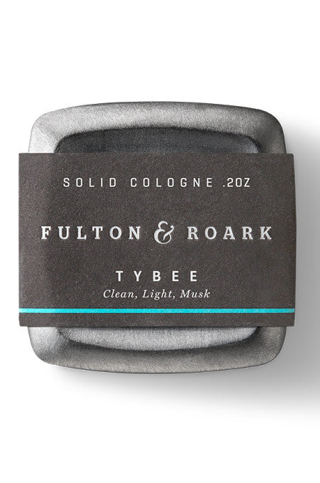 MENS SOLID COLONGE TYBEE FULTON & ROARK