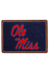 ole miss credit card wallet