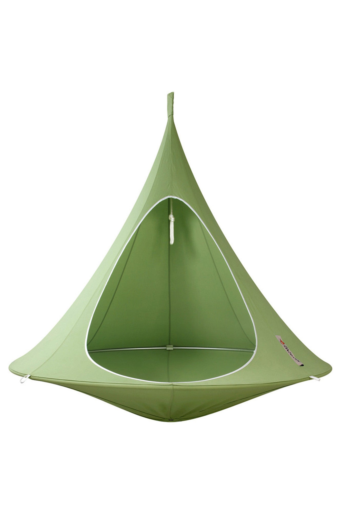 green single cacoon swing