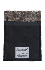 feather pocket square, brackish pocket square